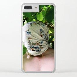Menos Que Yo Clear iPhone Case