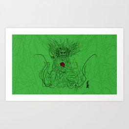 Hariti Art Print