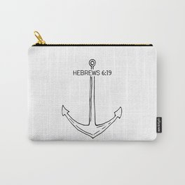 Hebrews 6:19 Carry-All Pouch