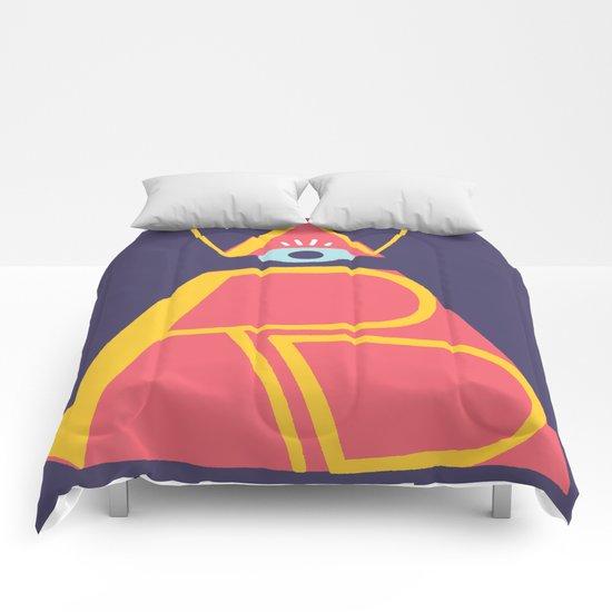 New Word Order! Comforters