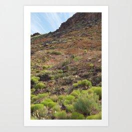 Painted Desert - 7 Art Print