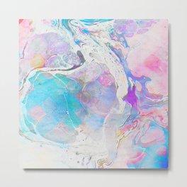 Messy Paint #society6 #decor #buyart Metal Print