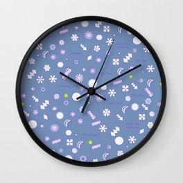 Takedowns for Jiu-Jitsu kids and adults Wall Clock