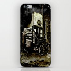NuGrape Delivery Truck iPhone & iPod Skin