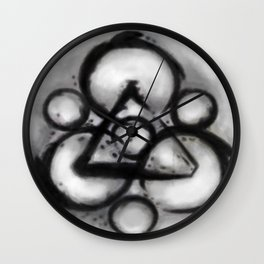 Coheed and Cambria Watercolor Painting  Wall Clock