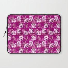 Swanky Mo Pink Laptop Sleeve