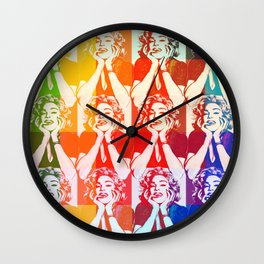 Color of Change Wall Clock