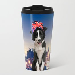 Pulp in London Travel Mug