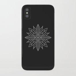 Mandala V iPhone Case