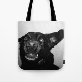The lights are on, but nobody's home Tote Bag
