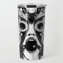 asc 712 - Le masque de la Méduse (Object woman) Travel Mug