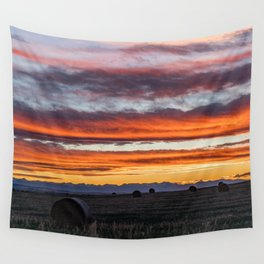 Gallatin Valley Wall Tapestry