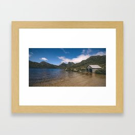 Cradle mountain Framed Art Print