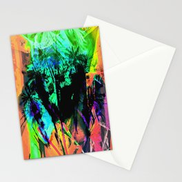 Tropical Madness Stationery Cards