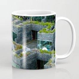 Stacked House Coffee Mug