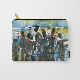Tivoli day Carry-All Pouch