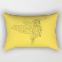Humming Bird Rectangular Pillow