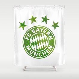 Football Club 05 Shower Curtain