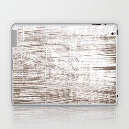 Cinereous abstract watercolor Laptop & iPad Skin
