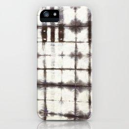 Shibori Dye iPhone Case