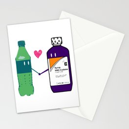 Lean in Love Stationery Cards