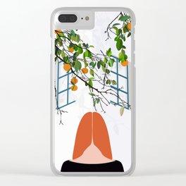 window Clear iPhone Case
