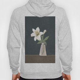 White Lily Hoody