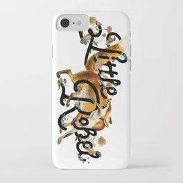 Little Rebel iPhone Case