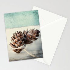 winter moods Stationery Cards