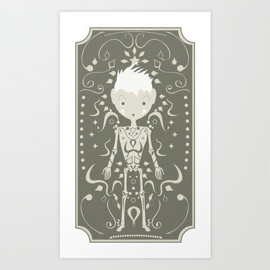 Deterioration Art Print