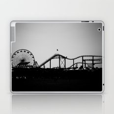 Santa Monica Pier Laptop & iPad Skin