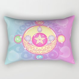 Moon Prism Power Rectangular Pillow
