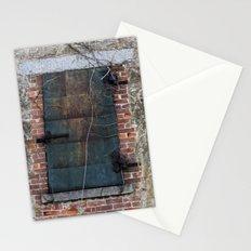 Dark Window Stationery Cards