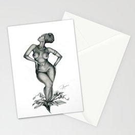 Madame Lele by J Namerow Stationery Cards