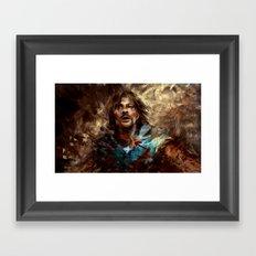 Boromir Framed Art Print