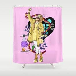 Honey Lemon Big hero six Shower Curtain