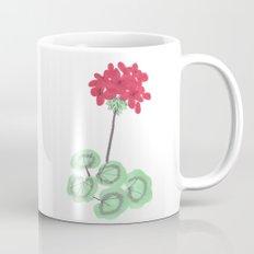 Wembley Gem Red Flower Coffee Mug