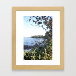 Jervis Bay Framed Art Print