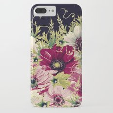 Vintage Garden 39B iPhone 8 Plus Slim Case