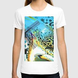 Windmills of La Mancha T-shirt