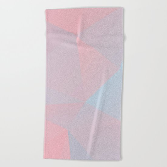 Geometric XXIII Beach Towel