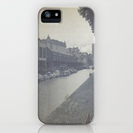 Will they remember us? iPhone Case