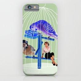 Birdie // Caged iPhone Case