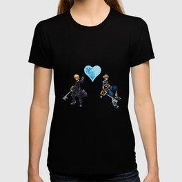 KH Sora/Roxas 8-Bit T-shirt