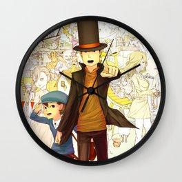 VS Layton Wall Clock