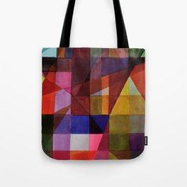couleurs Tote Bag