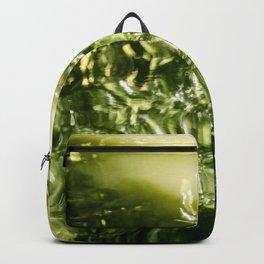 Reflecting Greens Backpack