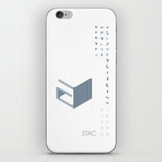 STAC iPhone & iPod Skin