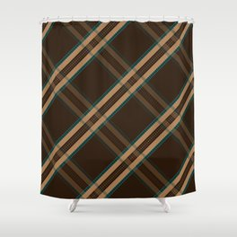 My Coat Shower Curtain