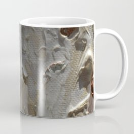 Copper and Pearls Coffee Mug
